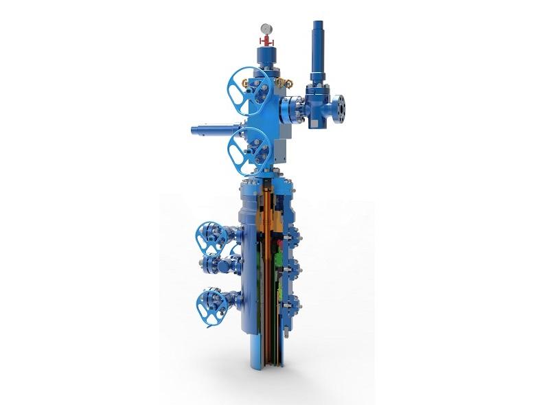 Modular Wellhead Wefic Oilfield Engineering Services Singapore