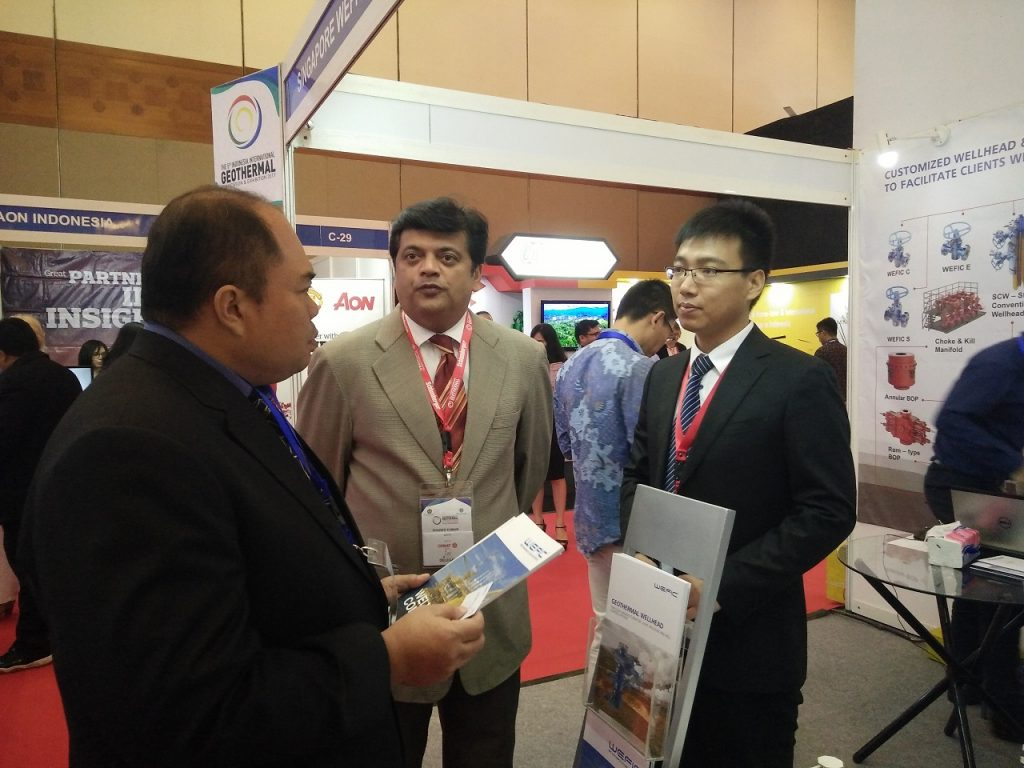 Indo Geothermal Exhibtion 1