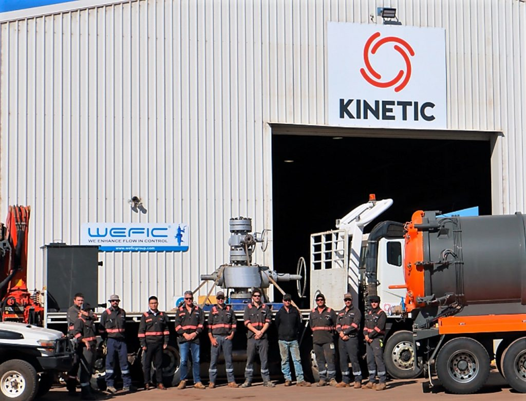 Wefic & Kinetic 1
