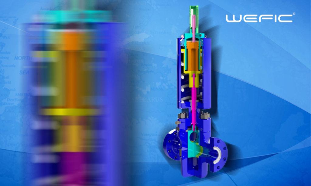 WEFIC-SSV safety valve