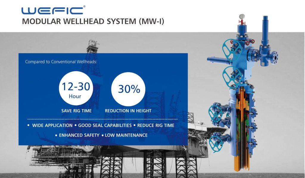 Modular Wellhead System (MW-I) | WEFIC – Oilfield